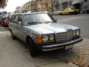 Mercedes Biofuel Diesel